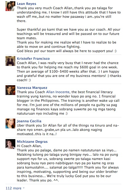 Facebook Wall Messages